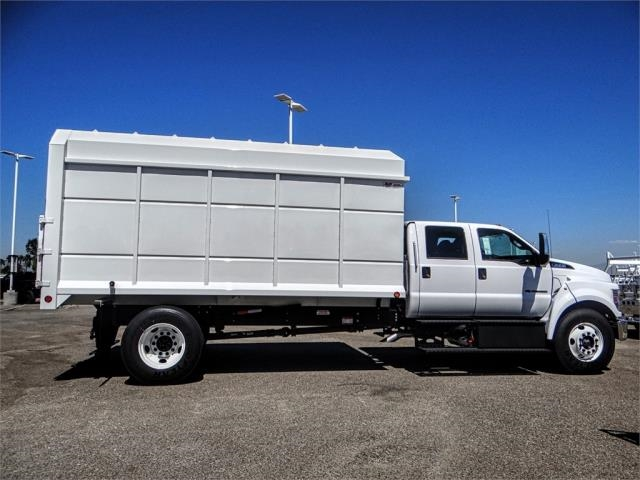 2019 F-650 Crew Cab DRW 4x2,  Scelzi Chipper Body #FK0186 - photo 5