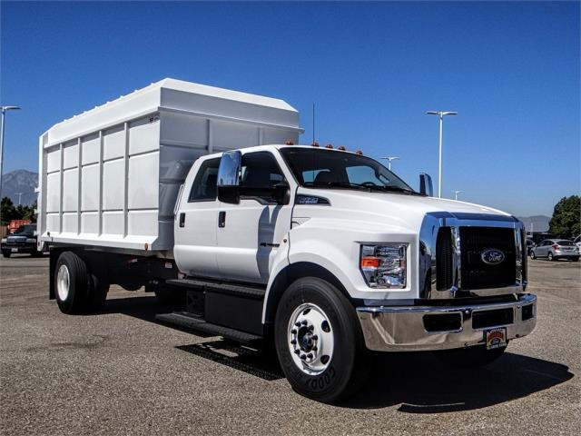 2019 F-650 Crew Cab DRW 4x2,  Scelzi Chipper Body #FK0186 - photo 6