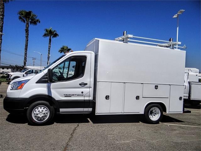 2019 Transit 350 HD DRW 4x2,  Harbor WorkMaster Service Utility Van #FK0224 - photo 3