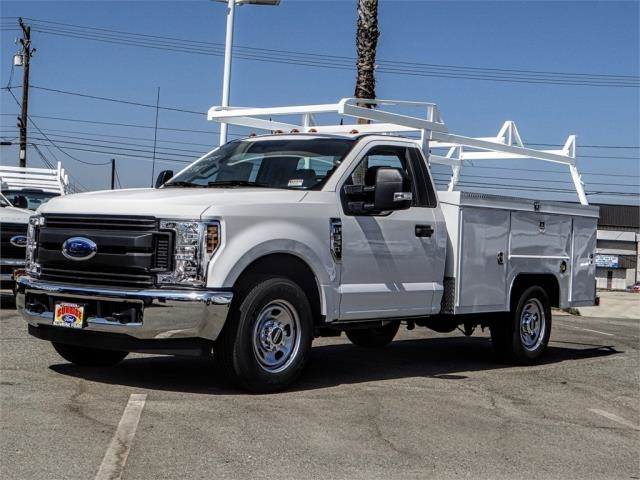 2019 F-350 Regular Cab 4x2,  Scelzi Service Body #FK0302 - photo 1
