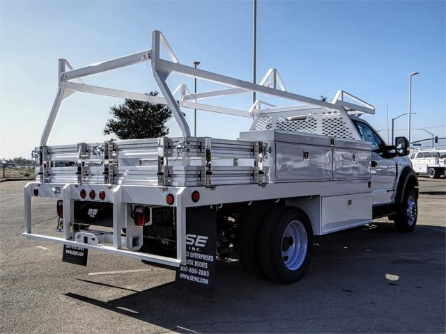 2019 F-450 Regular Cab DRW 4x2,  Scelzi Contractor Body #FK0433 - photo 4