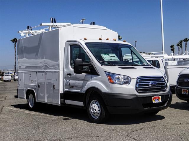 2019 Transit 350 HD DRW 4x2,  Harbor WorkMaster Service Utility Van #FK0473 - photo 6
