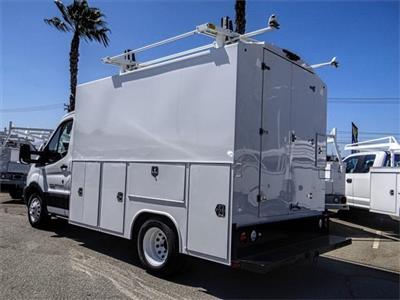 2019 Transit 350 HD DRW 4x2,  Harbor WorkMaster Service Utility Van #FK0473 - photo 2