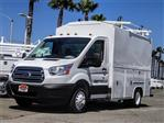2019 Transit 350 HD DRW 4x2,  Harbor WorkMaster Service Utility Van #FK0473 - photo 1