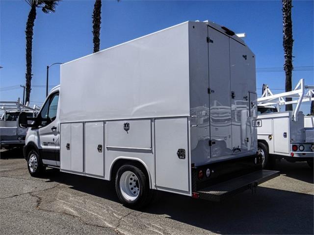 2019 Transit 350 HD DRW 4x2,  Harbor Service Utility Van #FK0475 - photo 1