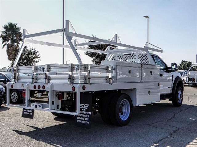 2019 F-450 Regular Cab DRW 4x2,  Scelzi Contractor Body #FK0504 - photo 4
