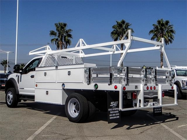 2019 F-450 Regular Cab DRW 4x2,  Scelzi Contractor Body #FK0506 - photo 2