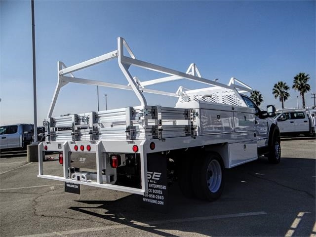 2019 F-450 Regular Cab DRW 4x2,  Scelzi Contractor Body #FK0506 - photo 4