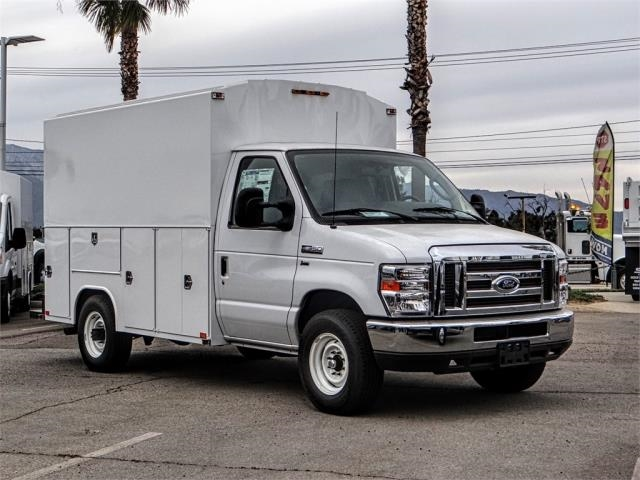 2019 E-350 4x2,  Harbor Service Utility Van #FK0524 - photo 6