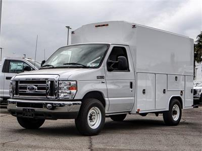 2019 E-350 4x2,  Harbor WorkMaster Service Utility Van #FK0524 - photo 1