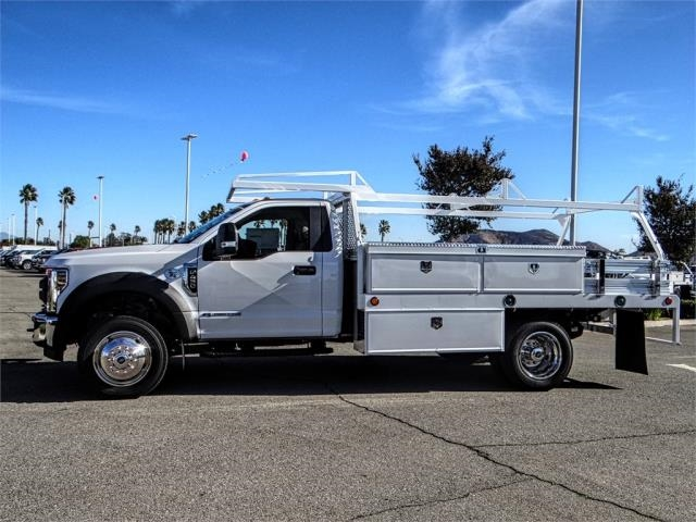 2019 F-450 Regular Cab DRW 4x2,  Scelzi Contractor Body #FK0550 - photo 3