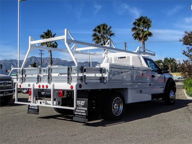 2019 F-450 Regular Cab DRW 4x2,  Scelzi Contractor Body #FK0550 - photo 4