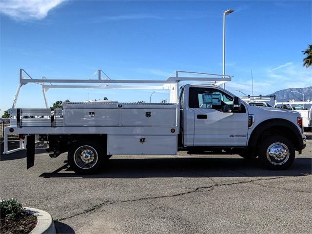 2019 F-450 Regular Cab DRW 4x2,  Scelzi Contractor Body #FK0550 - photo 5