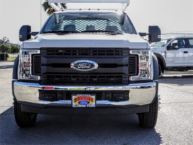 2019 F-450 Regular Cab DRW 4x2,  Scelzi Contractor Body #FK0550 - photo 7