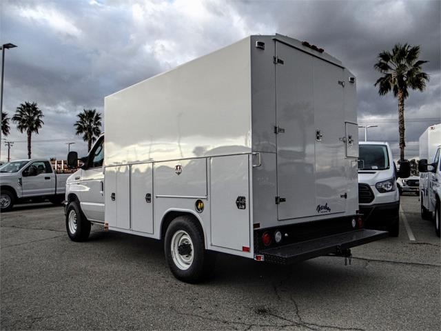 2019 E-350 4x2,  Harbor Service Utility Van #FK0568 - photo 2