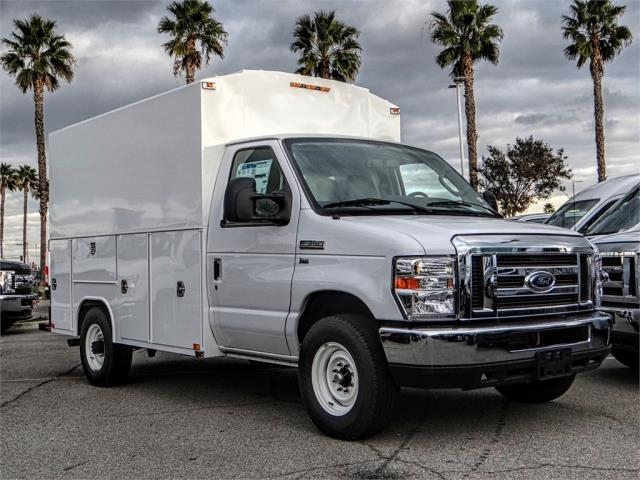 2019 E-350 4x2,  Harbor WorkMaster Service Utility Van #FK0568 - photo 6
