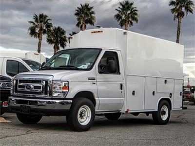 2019 E-350 4x2,  Harbor WorkMaster Service Utility Van #FK0568 - photo 1