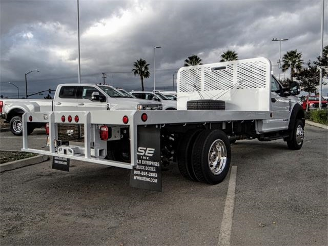 2019 F-450 Regular Cab DRW 4x2,  Scelzi Flatbed #FK0570 - photo 4
