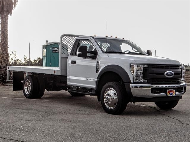 2019 F-450 Regular Cab DRW 4x2,  Scelzi Flatbed #FK0570 - photo 6