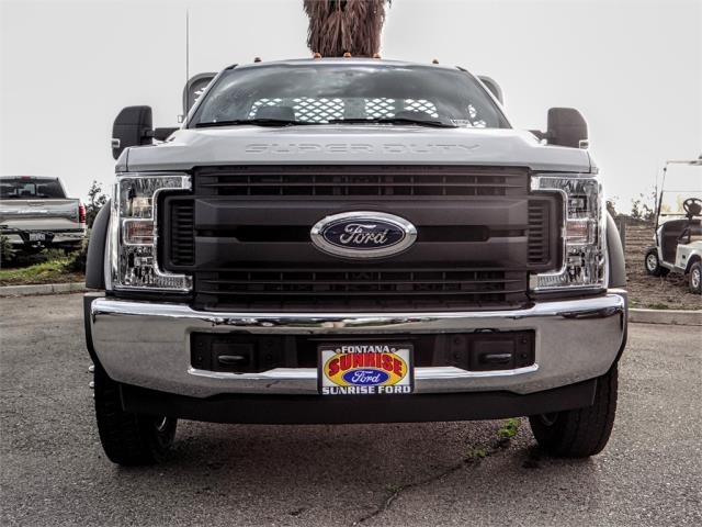 2019 F-450 Regular Cab DRW 4x2,  Scelzi Flatbed #FK0570 - photo 7