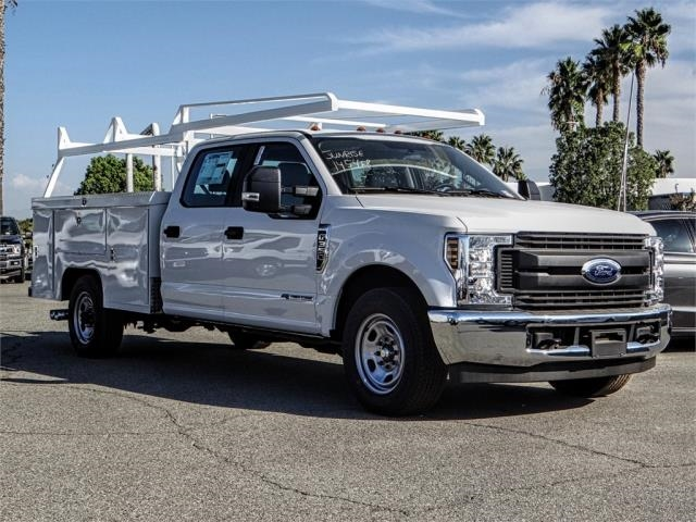 2019 F-350 Crew Cab 4x2,  Scelzi Service Body #FK0571 - photo 6
