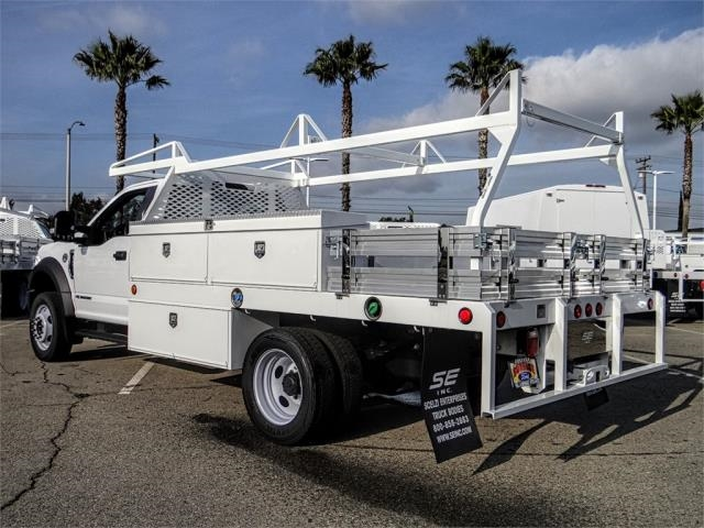 2019 F-450 Regular Cab DRW 4x2,  Scelzi Contractor Body #FK0593 - photo 1