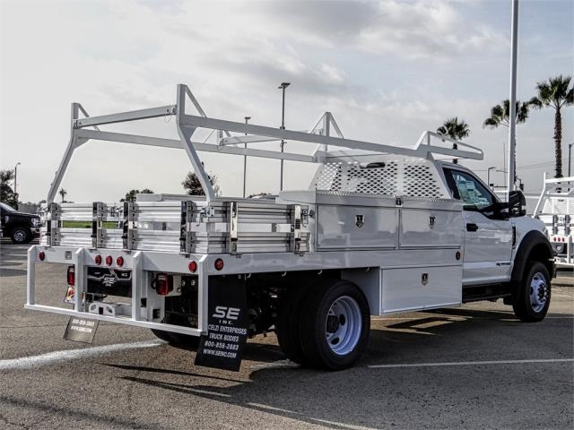 2019 F-450 Regular Cab DRW 4x2,  Scelzi Contractor Body #FK0593 - photo 4