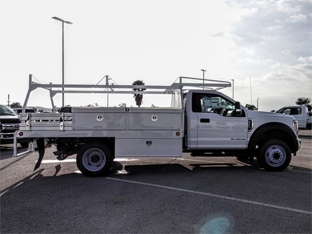 2019 F-450 Regular Cab DRW 4x2,  Scelzi Contractor Body #FK0593 - photo 5
