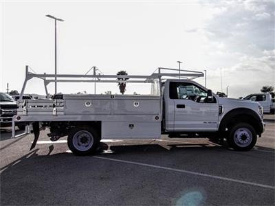 2019 F-450 Regular Cab DRW 4x2,  Scelzi CTFB Contractor Body #FK0593 - photo 5