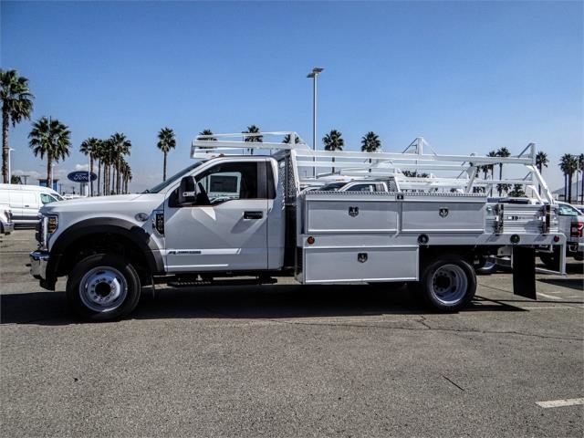 2019 F-450 Regular Cab DRW 4x2,  Scelzi Contractor Body #FK0620 - photo 3