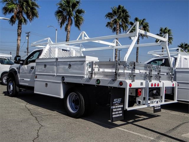 2019 F-450 Regular Cab DRW 4x2,  Scelzi Contractor Body #FK0620 - photo 2