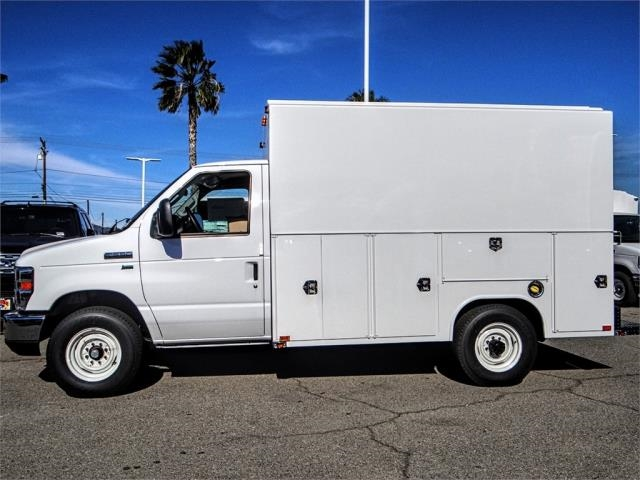 2019 E-350 4x2,  Harbor Service Utility Van #FK0621 - photo 3