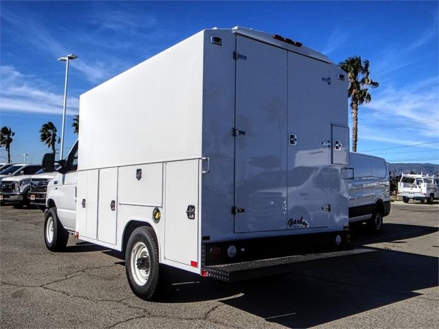 2019 E-350 4x2,  Harbor Service Utility Van #FK0621 - photo 2