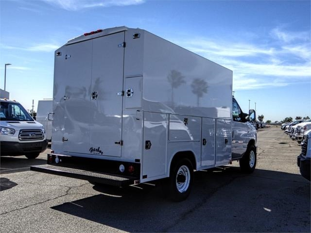 2019 E-350 4x2,  Harbor Service Utility Van #FK0621 - photo 4