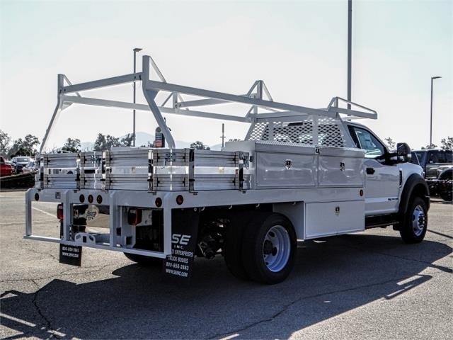 2019 F-450 Regular Cab DRW 4x2,  Scelzi Contractor Body #FK0635 - photo 4