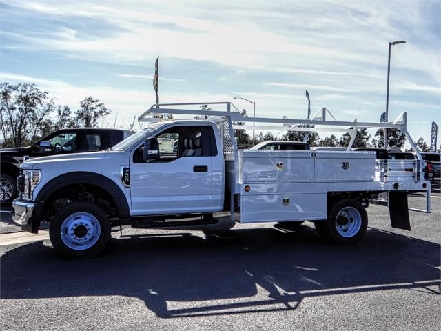2019 F-450 Regular Cab DRW 4x2,  Scelzi Contractor Body #FK0637 - photo 3