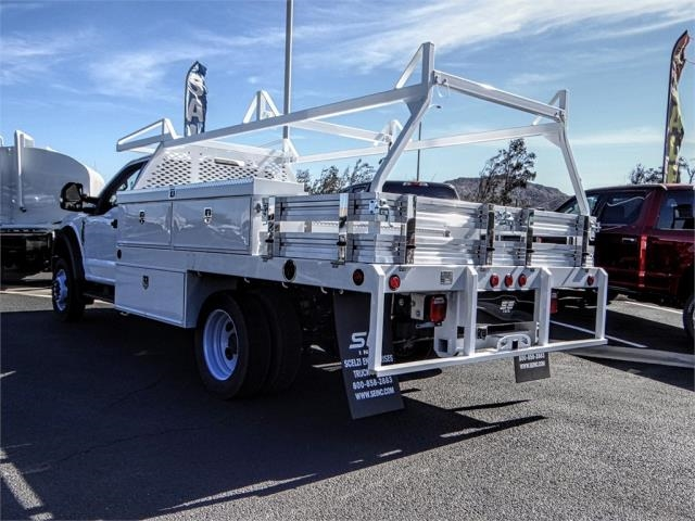 2019 F-450 Regular Cab DRW 4x2,  Scelzi Contractor Body #FK0637 - photo 2