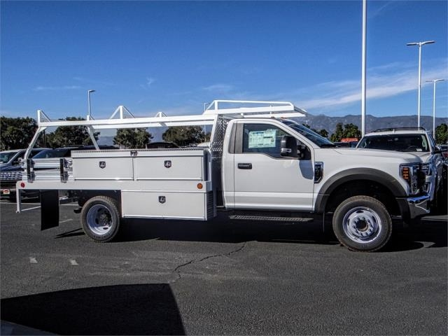 2019 F-450 Regular Cab DRW 4x2,  Scelzi Contractor Body #FK0637 - photo 5
