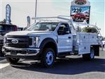 2019 F-450 Regular Cab DRW 4x2,  Scelzi Contractor Body #FK0637 - photo 1