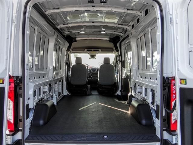 2019 Transit 250 Med Roof 4x2,  Empty Cargo Van #FK0655 - photo 2