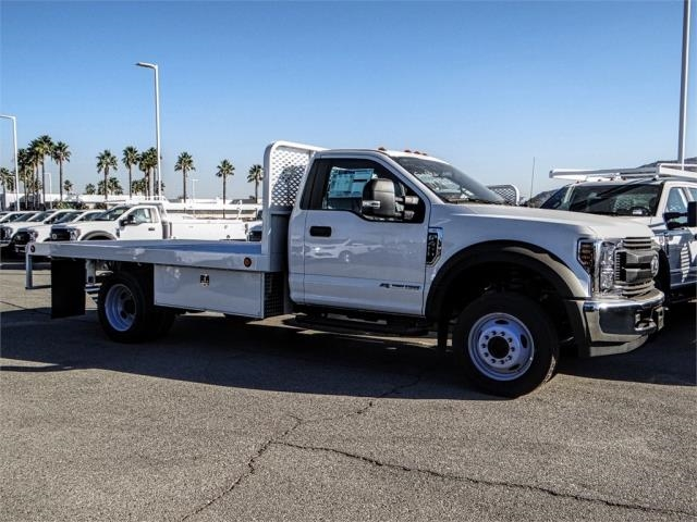 2019 F-450 Regular Cab DRW 4x2,  Scelzi Flatbed #FK0666 - photo 5