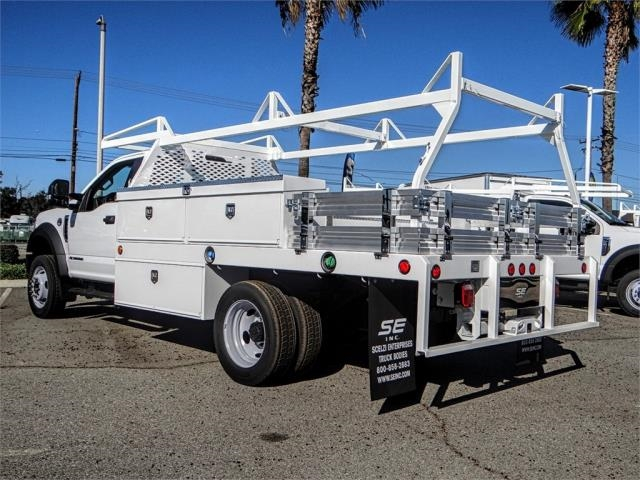 2019 F-450 Regular Cab DRW 4x2,  Scelzi Contractor Body #FK0667 - photo 2