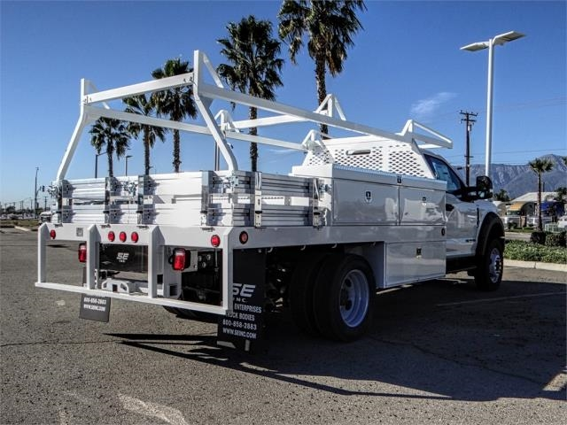 2019 F-450 Regular Cab DRW 4x2,  Scelzi Contractor Body #FK0667 - photo 4