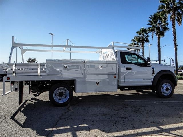 2019 F-450 Regular Cab DRW 4x2,  Scelzi Contractor Body #FK0667 - photo 5
