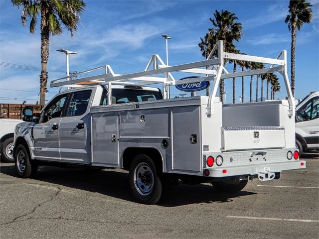2019 F-350 Crew Cab 4x2,  Scelzi Service Body #FK0779 - photo 2