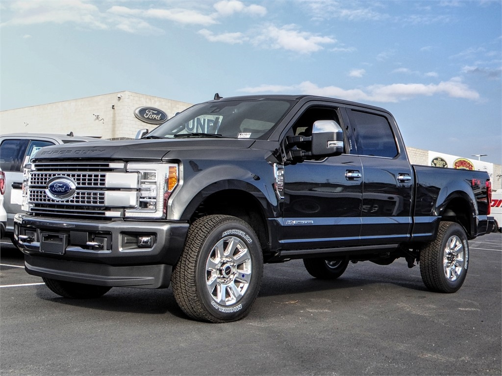 2019 F-250 Crew Cab 4x4, Pickup #FK0783 - photo 1