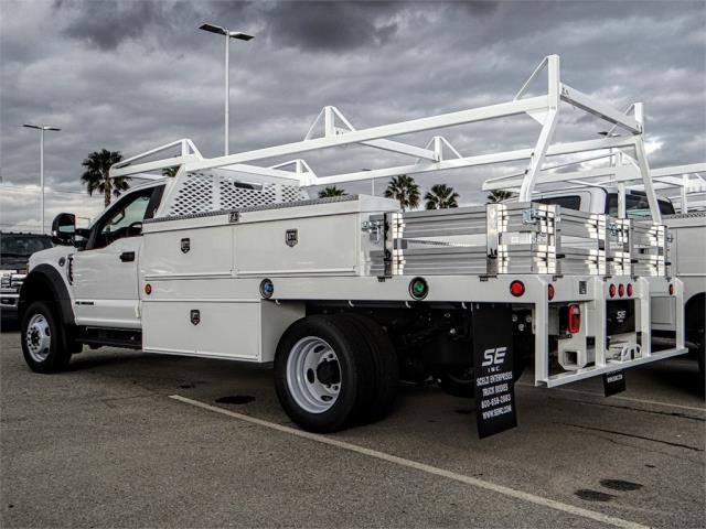 2019 F-450 Regular Cab DRW 4x2,  Scelzi Contractor Body #FK0876 - photo 2