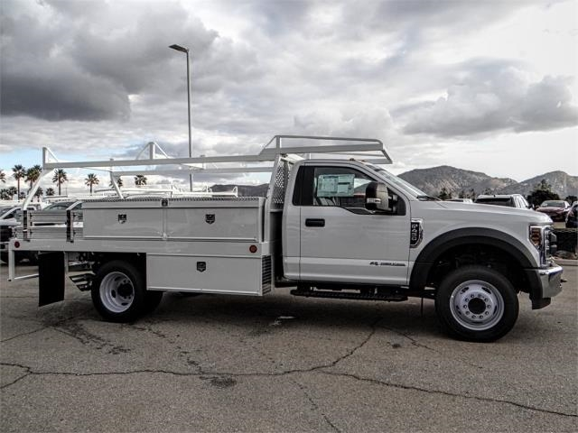 2019 F-450 Regular Cab DRW 4x2,  Scelzi Contractor Body #FK0876 - photo 5
