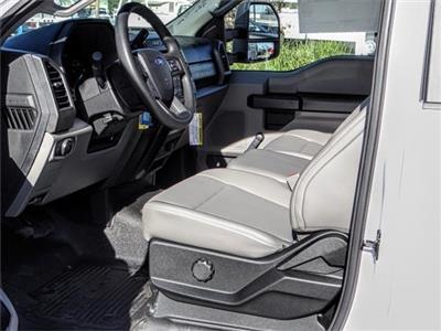 2019 F-450 Regular Cab DRW 4x2,  Scelzi WFB Stake Bed #FK0878 - photo 8