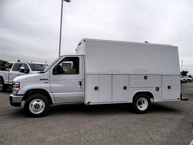 2019 E-350 4x2,  Harbor Service Utility Van #FK0881 - photo 3